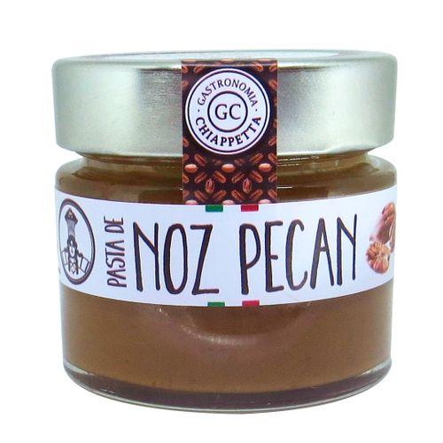 Pasta de Noz Pekan Pura (120g) - Gastronomia Chiappetta
