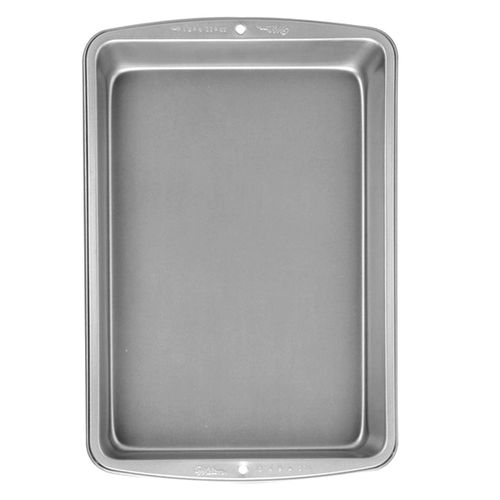 Forma de Bolo Retangular (33 x 22,9cm) Recipe Right Oblong Pan - Wilton
