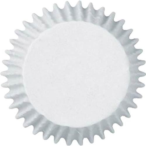 Forminha para Cupcake Mago (45uni) - Branca