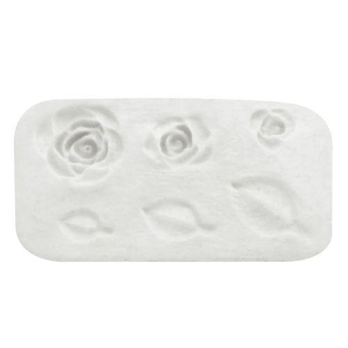 Molde de Silicone Bloco de Rosas - Gummies