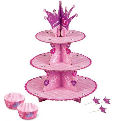 Suporte para Cupcake Princesa - Wilton