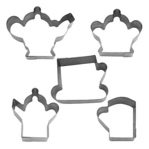 Kit Cortadores - Chá de Cozinha Pequeno