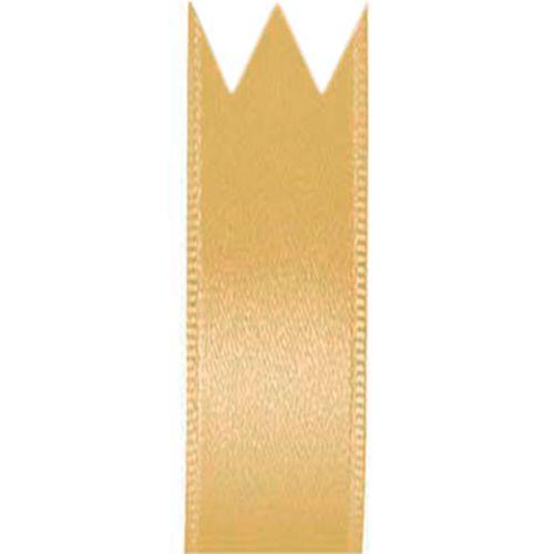 Fita Cetim Simples Ouro (1,5cm x 10m) - Progresso