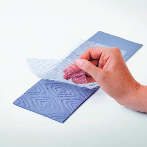 Placa de Textura para Chocolate e Bolo Imprint Mats - Wilton
