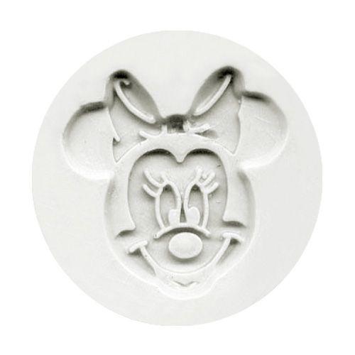 Molde de Silicone Minnie - Gummies