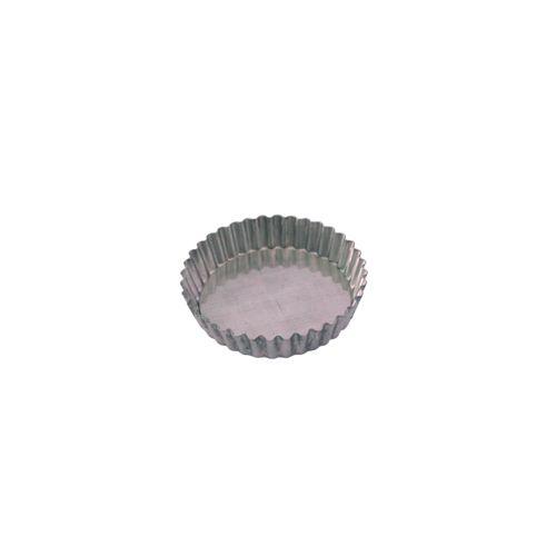 Forma Torta Maçã Fundo Falso - 11 x 3cm