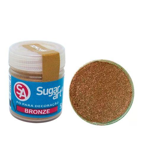 Corante em Pó 5g Sugar Art - Bronze