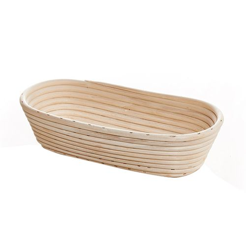 Banneton Cesto para Pão Oval (32 x 16cm) - 1150g