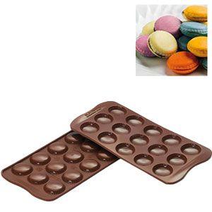 EasyChoc Macarons - Silikomart