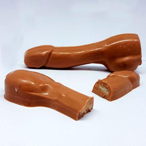 Forma de Chocolate Acetato com Silicone Pênis Especial - BWB