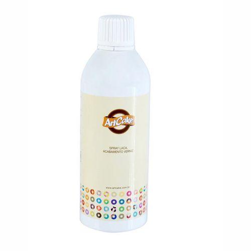 Spray Laca para Chocolate Acabamento Verniz - 400 ml