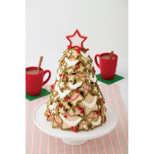 Gingerbread Cookie Tree Cutter Set - Wilton