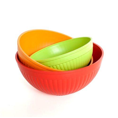 Conjunto de Tigelas/Bowls (3 unidades) - Nordic Ware