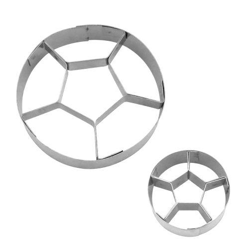 Kit Cortadores Bola de Futebol - RM