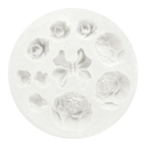 Molde de Silicone Enfeites Diversos 4 - Gummies