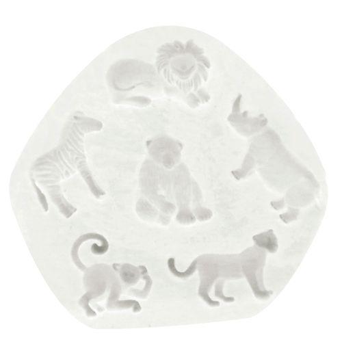Molde de Silicone Bichos - Gummies