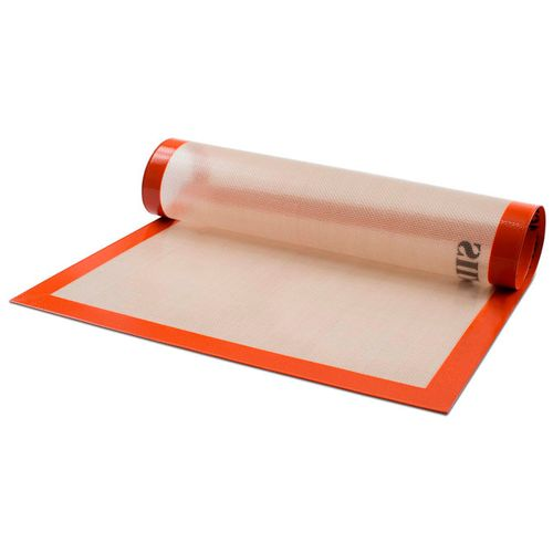 Silpat Tapete Silicone Antiaderente Pequeno (40 x 30cm) - Demarle
