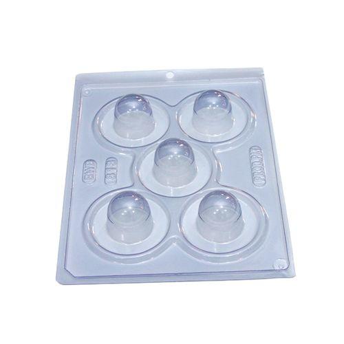 Forma PVC com Silicone Mini Trufa - BWB