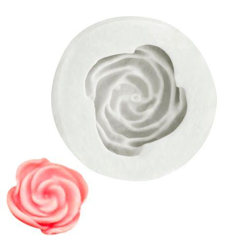 Molde de Silicone Rosa 10 - Gummies