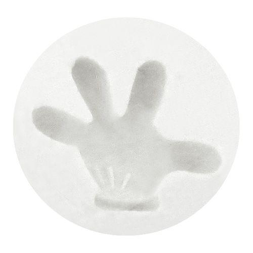 Molde de Silicone Mão Mickey - Gummies