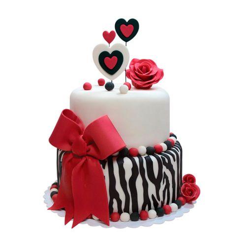 Aplique Fácil Zebra - Celebrate