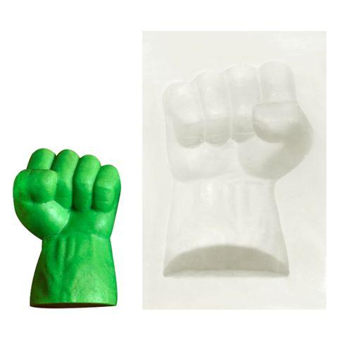 Molde de Silicone Hulk - Gummies