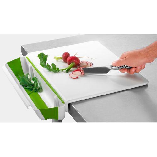 Tábua de Cozinha com Coletor - Progressive