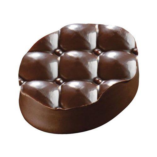 Placa de Textura para Chocolate e Bolo (40 x 30cm) - Petit Matelasse