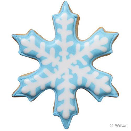 Cortador Comfort Grip Floco de Neve - Wilton
