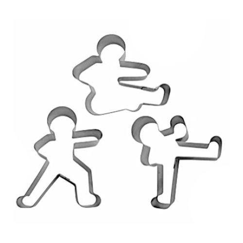 Kit Cortadores Ninjas - RM