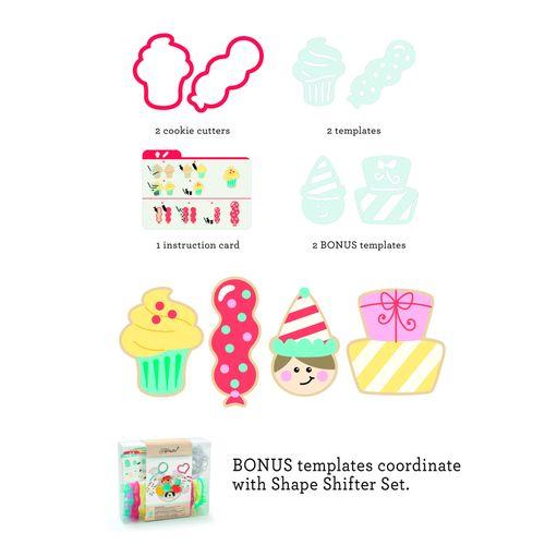 Kit Decoração de Biscoito Celebrate - Sweet Sugarbelle