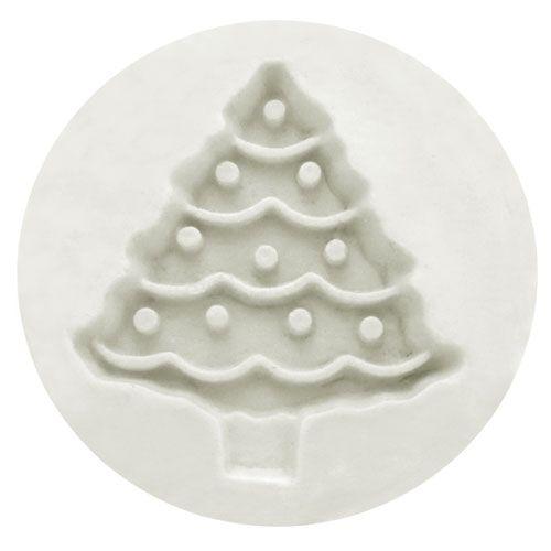 Molde de Silicone Árvore de Natal - Gummies