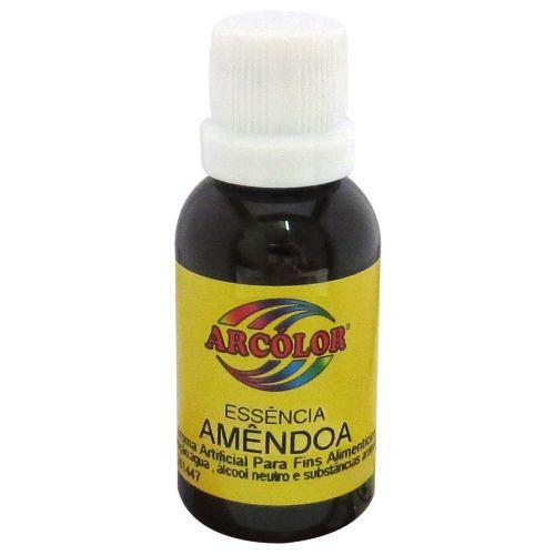 Essência Arcolor 30ml - Amêndoa