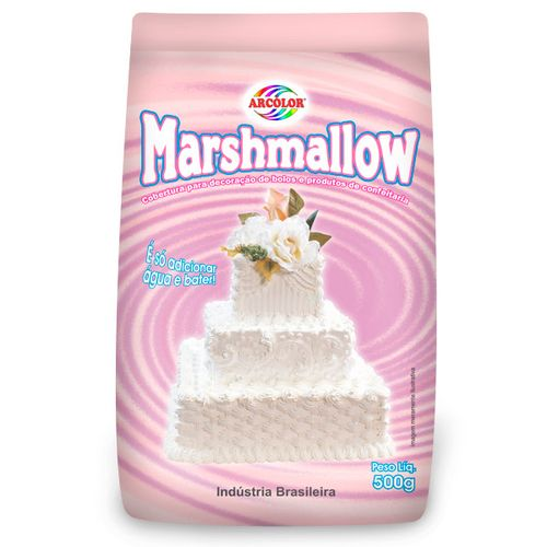 Marshmallow 500g - Arcolor