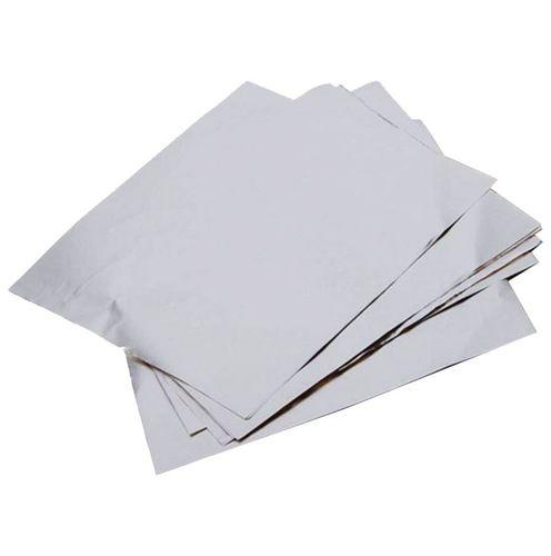 Folha Chumbo 8,0 x 7,8cm (300uni) - Prata