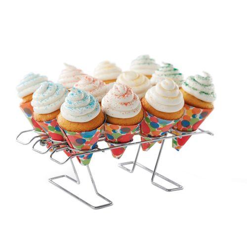 Cupcake Cone Baking Rack - Wilton