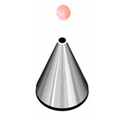 Bico de Confeitar Pequeno Perlê nº 4 - Wilton