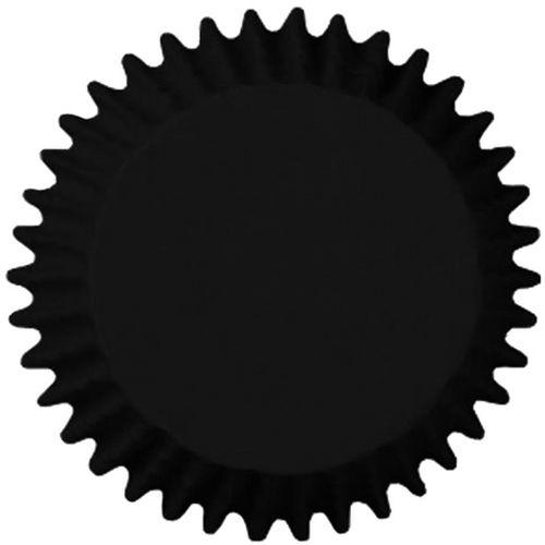 Forminha para Cupcake Mago (45uni) - Preta