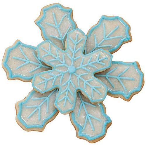 Snowflakes Nesting Metal Cutter Set - Wilton