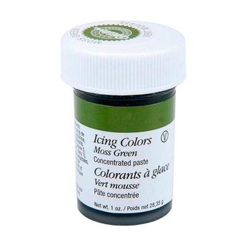 Corante em Gel Icing Colors Verde Musgo - Wilton