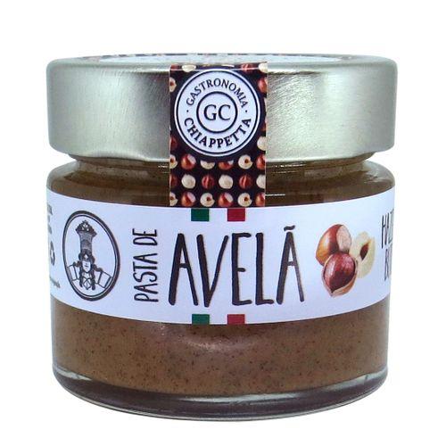 Pasta de Avelã Pura (120g) - Gastronomia Chiappetta