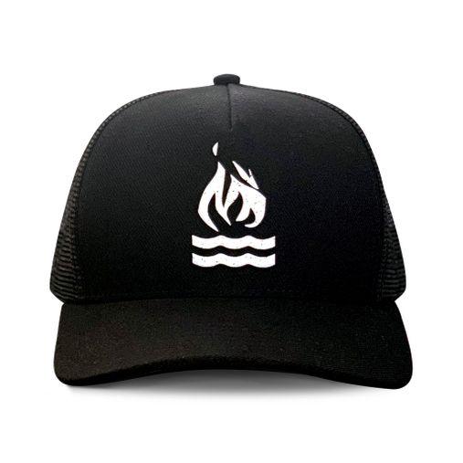 Hot Water Music - Trucker Hat [Boné]