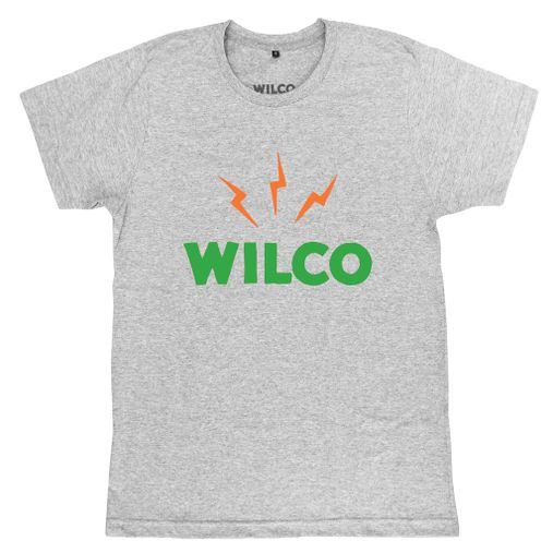 Wilco - Lightning [Cinza Mescla]