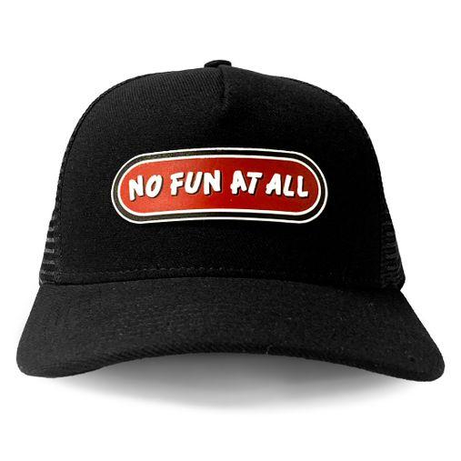 No Fun At All - Trucker Hat [Boné]