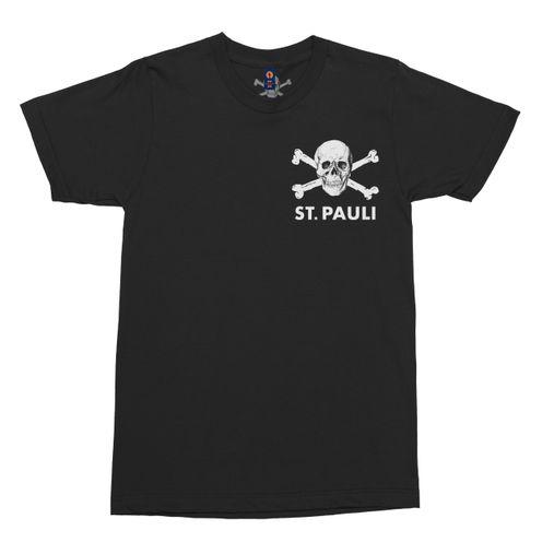St. Pauli - No Place For [Camiseta Preta]
