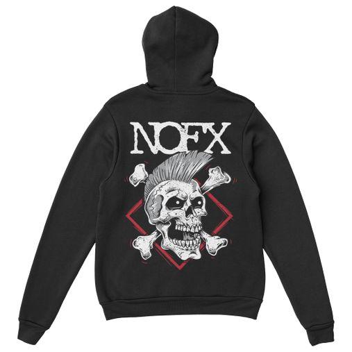 NOFX - Punk Skull [Moletom]
