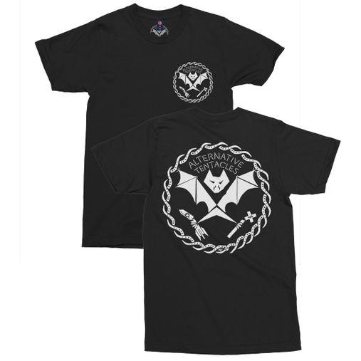 Alternative Tentacles - Bat Logo [Camiseta]