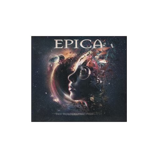 Epica - The Holographic Principle [CD Digipack]