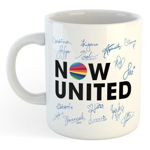 Now United - Signature [Caneca]