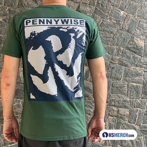 Pennywise - OG Logo [Green]